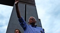 Bernie Sanders on Sunday will hold a rally in Las Vegas. The Democratic Party presidential candidate will discuss a wide range of issues, including criminal justice reform, his college affordability plan, immigration reform, income and wealth inequality and getting big money out of politics.