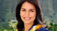 Rep. Tulsi Gabbard (D-Hawaii) is the former vice chair of the Democratic National Committee who stood up against pseudo-Republican, Hillary Clinton, and her representative, Chairwoman Wasserman Schultz.