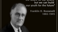 "After being introduced at Georgetown University on Thursday afternoon, students greeted him by chanting, ""Feel the Bern!"" Bernie explained the meaning of democratic socialism, using President Franklin D. Roosevelt as […]"