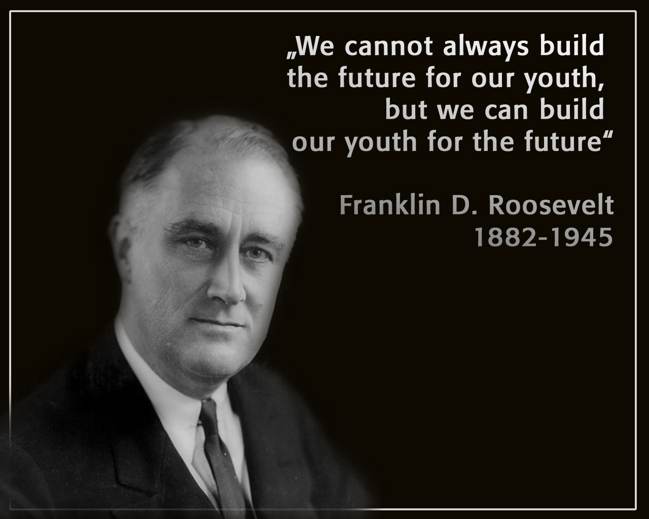 Franklin D Roosevelt Quotes Bernie Explains Democratic Socialism At Georgetown U