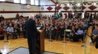 U.S. Sen. Bernie Sanders' presidential campaign raised almost $21.3 million in January from small donors who contributed about $27 apiece on average, according to a report filed on Saturday with […]