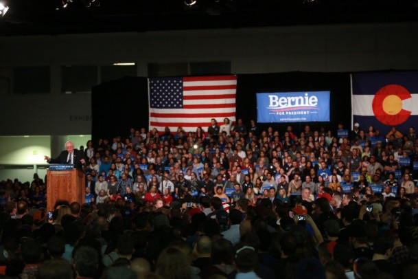 Photo courtesy of www.berniesanders.com