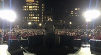 So there was a little event held tonight at Washington Square Park in New York City, perhaps you heard about it? It was of course another massive Bernie Sanders rally. […]