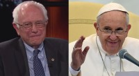 "As of this Friday morning Bernie Sanders has accepted an invitation from the Vatican to speak at a conference regarding economic, social and environmental issues. ""I am delighted to have […]"
