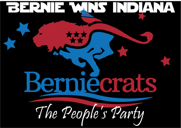 Berniecrat Lion For Indiana Video