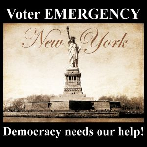 NY Voter emergency