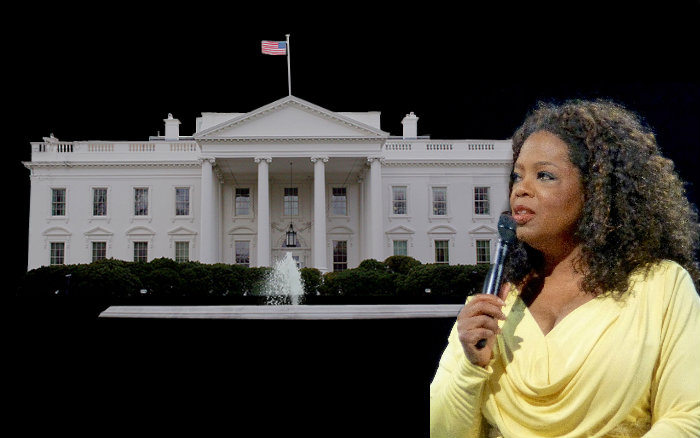 Oprah Winfrey 'actively considering' running for President