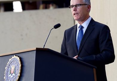 Andrew McCabe- Fired For All The Wrong Reasons